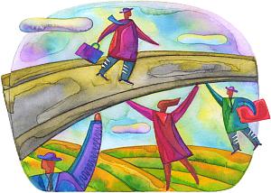 Bridging Communities
